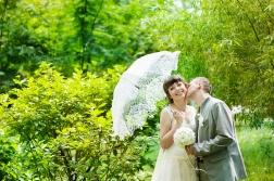 зонтик на свадьбу