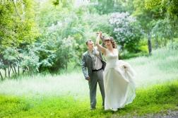свадебный танец